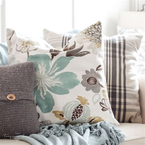 How To Make Living Room Pillows easy diy throw pillow covers step by step tutorial