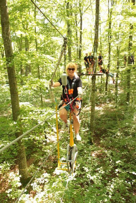 ueber den kletterwald kletterwald laichingen