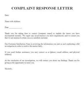 write complaint response letter adam  teacher
