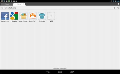Boat Browser For Android by Boat Browser For Android Aplikacja Android Instalki Pl