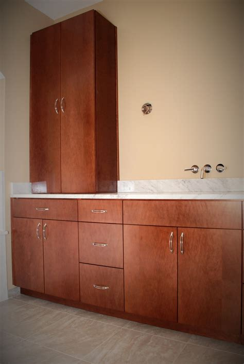 custom made linen cabinets hand made jacomo bathroom vanity and linen cabinet by