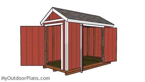 shed  diy plans myoutdoorplans