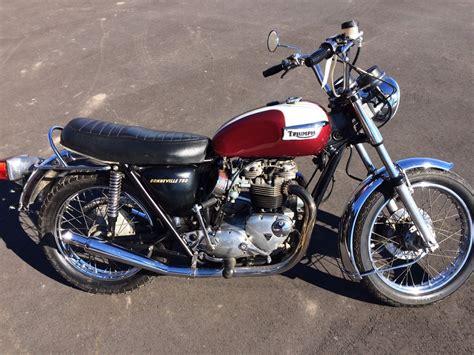 1974 Triumph Bonneville 750 For Sale