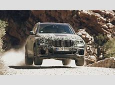 2019 BMW X5 to Offer OffRoad Package, Rear Wheel Steering