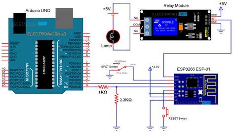 Control Relay Using Esp Android Mit App Inventor