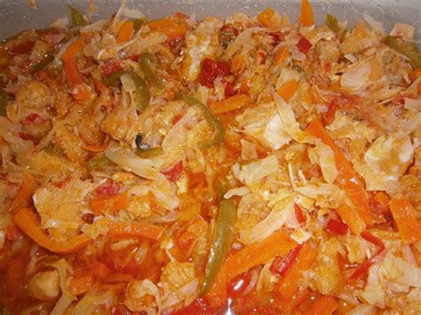 poissons cuisine recettes cuisine gabonaise