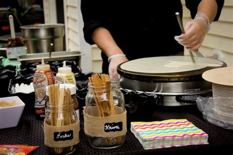 crazy crepe catering selden ny