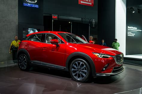 Mazda X3 2020 by 2019 Mazda Cx 3 Brings A More Refined Interior