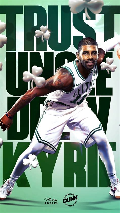 KYRIE IRVING WALLPAPER | Irving wallpapers, Kyrie irving ...