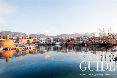 kyrenia harbour  cyprus guide