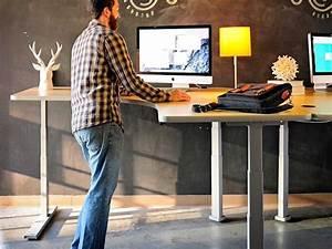 STANDING DESKS Los Angeles Office Furniture Crest