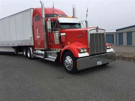 2009 kenworth truck kenworth w900l 2009 sleeper semi trucks