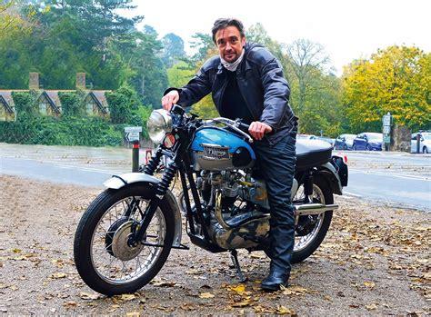 Richard Hammond Injured In Motorcycle Crash While Filming