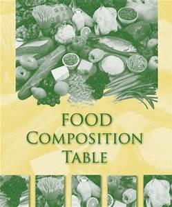 Food Composition Table - 9780073402567 | SlugBooks