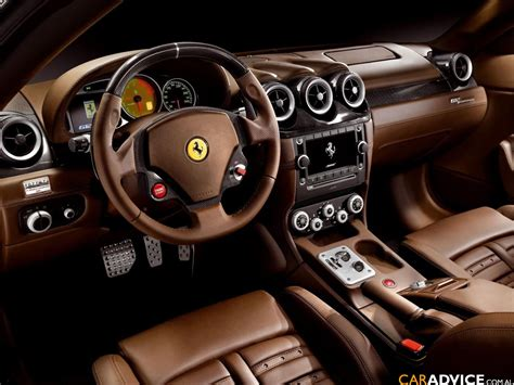 Design New Ferrari Cars, Accessories And Interiors