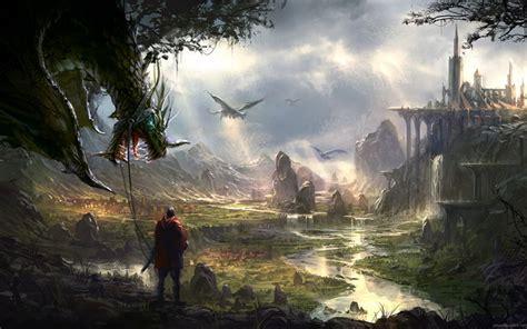 fantasy desktop wallpaper   cool full hd