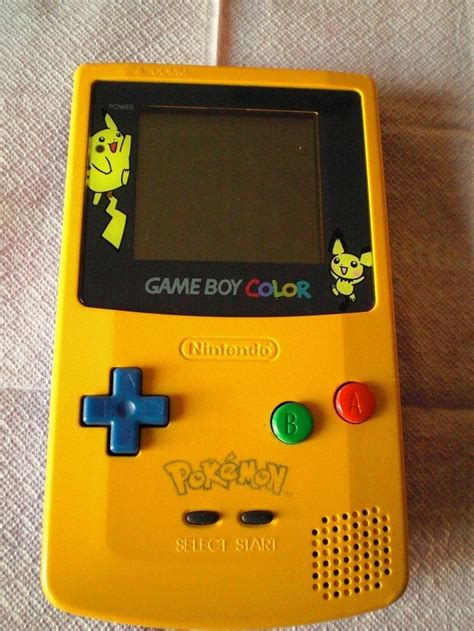 17 Best Ideas About Gameboy Color Pokemon On Pinterest