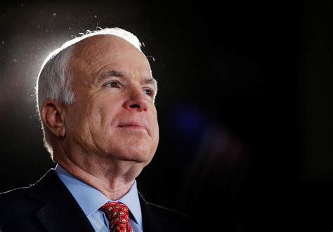 john mccain cancer  godly justice  challenging