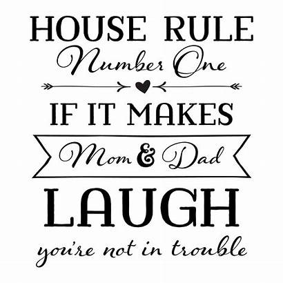 Wall Quotes Rule Number Decal Rules Wallquotes