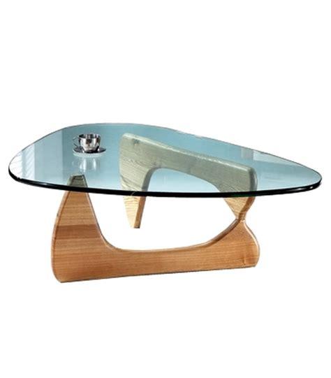 meubles bureau design table basse design en verre et bois boomy decome store
