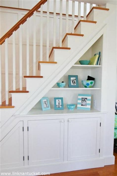 book shelves with doors creative the stair storage ideas noted list