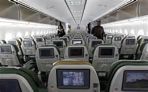 Ethiopian Airlines Inside the Flight
