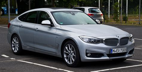 BMW 3 Series Gran Turismo - Wikipedia