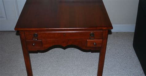 bob timberlake cherry end table for the home pinterest