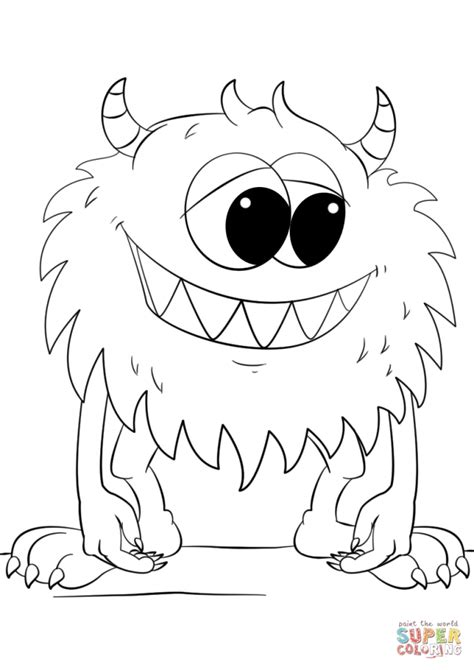 Monsters Inc Coloring Pages Learny Kids