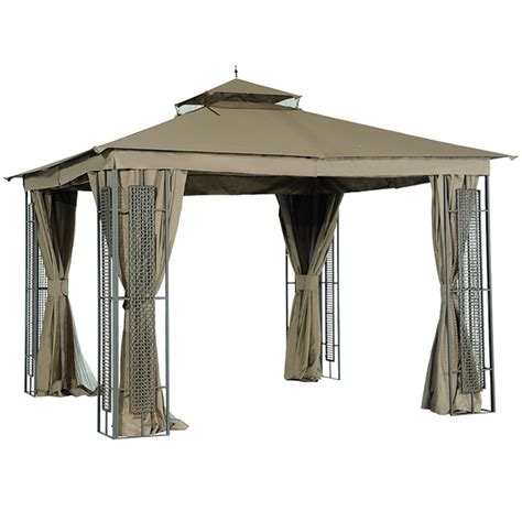sun shelter 10 x 10 ft rona