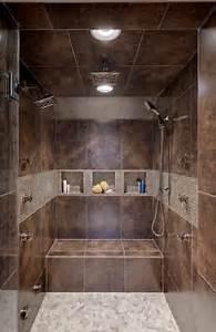 Image of: Walk Shower Design 4 Bath Decor The Proper Shower Tile Designs And Size