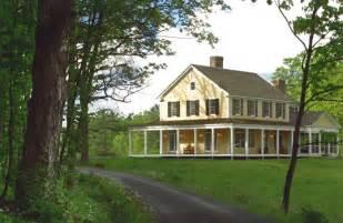 farmhouse with wrap around porch plans the emmaline gabrielle farmhouse connor homes