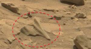 UFO SIGHTINGS DAILY: Martian Astronaut Petrified In Place ...