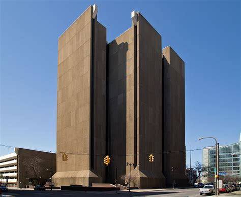 20140511. Buffalo's City Court Building is the epitome of ...