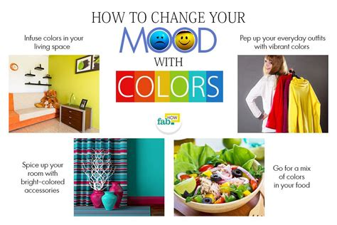 how to change the color of your how to change your mood with colors fab how