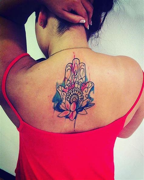 Lotus Flower Tattoo Symbol Meaning