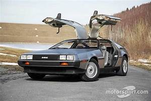 Retour Vers Le Futur La DeLorean DMC 12 Va Tre Remise