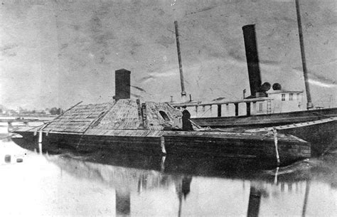 Boat Salvage Yards Virginia by Css Albemarle Civil War Confederate Ironclad Ram