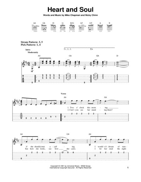 Documents similar to heart and soul piano sheet music. Download Heart And Soul Sheet Music By Huey Lewis And The ...