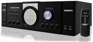 Pylehome - Pt1100 - Home And Office - Amplifiers - Receivers - Sound And Recording