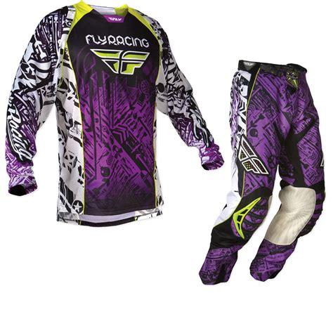 purple motocross fly racing 2012 evolution purple mx off road motocross
