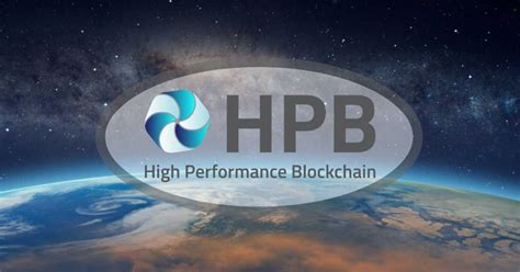 High Performance Blockchain partners with the Largest ...