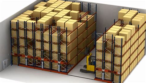 animation   mobile racking system  pallets www