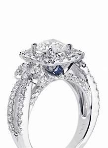 vera wang love ribbons and bows diamond and white gold With vera wang wedding rings