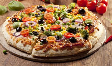 recette de cuisine vegetarienne pizza végétarienne maximag fr