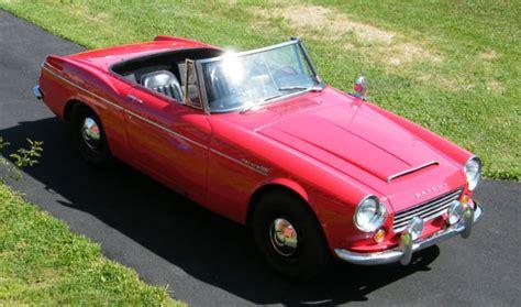 Datsun Roadster 1600 1966 For Sale