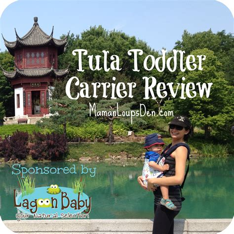 Tula Toddler Carrier Review