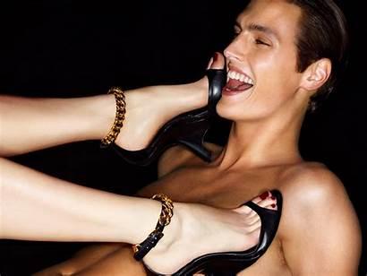Tom Ford Smile Mirte Maas Campaign Ad