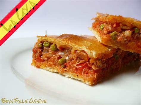 recette cuisine tous les jours la coca espagnole alicante version pisto eryn et