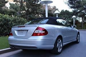 2006 Mercedes-benz Clk500
